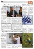 """""""Békéscsaba egy igazi gyöngyszemmel gazdagodott"""" - Csabai Mérleg - Page 7"""