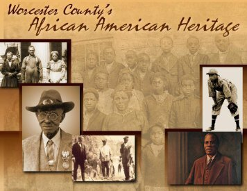 African American Heritage - Worcester County Tourism