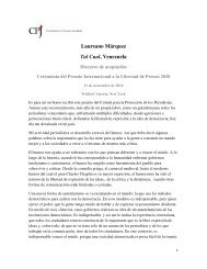 Download the speech in Spanish as a PDF