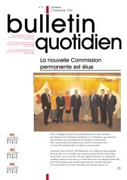 6 Nov 1999: Bulletin Quotidien No6 - International Red Cross and ...
