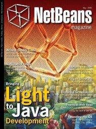 Full NetBeans Magazine Issue One