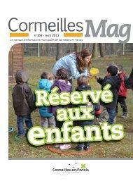 N°169 - Avril 2013 - Cormeilles-en-Parisis