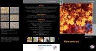 steni Nature kleurenkaart - Stedebouw en Architectuur