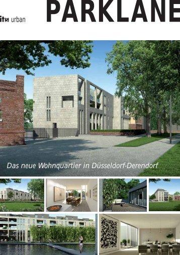 Projekt Parklane - Duesseldorf Realestate