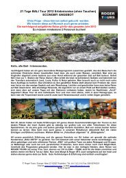 Bali Gruppentour Pauly - Roger Tours