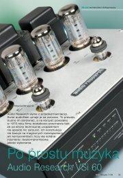 73-77 audio research VSi60 - Audiofast