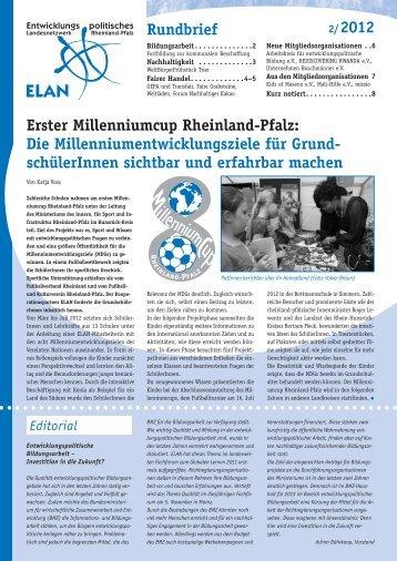 Rundbrief 02/2012 - ELAN