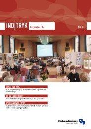 IND|TRYK December '05 NR 15 - Københavns Tekniske Skole