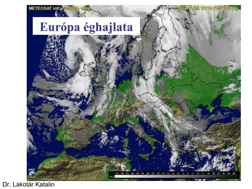 Európa éghajlata