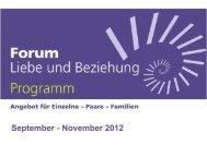 September - November 2012 - Reformierte Kirchen Bern-Jura-Solothurn