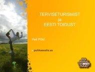 2013 Terviseturismi aasta Eestis
