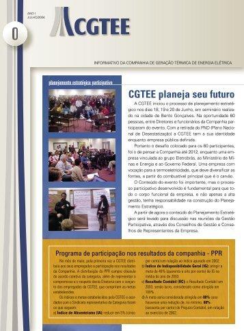 Boletim - Julho 2004 - CGTEE