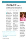 Working together across the world - Deafblind International - Page 4