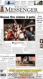08-03-2013-Weekend - Wise County Messenger