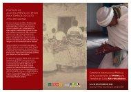 clique aqui para ver a programação - Fundação Cultural Palmares