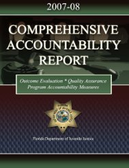 View Entire Report - Florida Department of Juvenile Justice