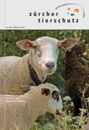 In diesem Heft: Petitionsbogen Einfuhr von Robbenprodukten
