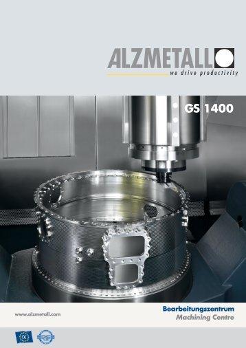 GS 1400 - Alzmetall