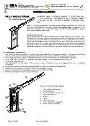 Manual - tormax danmark a/s