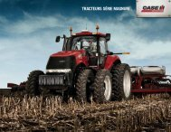 brochure série magnum - Centre Agricole.ca