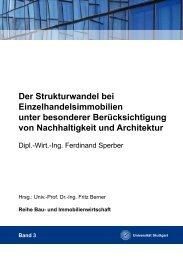 Leseprobe - Institut für Baubetriebslehre - Universität Stuttgart