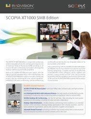SCOPIA XT1000 SMB Edition