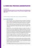 Il Codice del processo amministrativo - Governo Italiano - Page 7