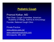 Pramod Kelkar - World Allergy Organization