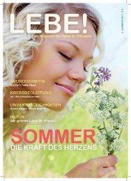 Lebe-Magazin 2 / 2011 - ms-training