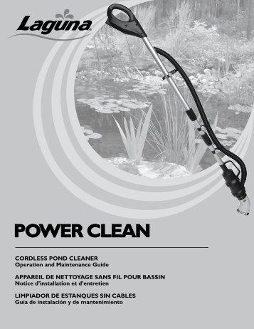 POWER CLEAN - Hagen - Rolf C. Hagen Inc.