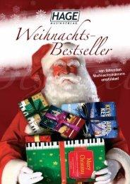 Weihnachtsflyer 2008 14 11 2008 - HAGE Musikverlag Gmbh & Co ...
