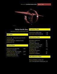Vulcan Surak-class
