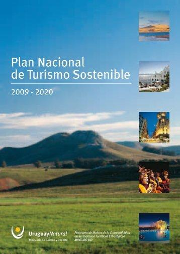 Plan Nacional de Turismo Sostenible - Vida Silvestre Uruguay
