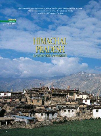 himachal pradesh himachal pradesh - Magazine Sports et Loisirs