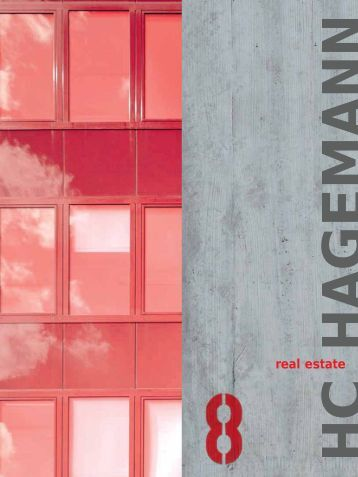 real estate - HC HAGEMANN GmbH