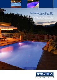 catalogo LED.indd - James White Pools