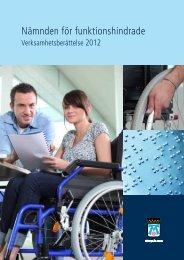 Nämnden för funktionshindrade - Västerås stad