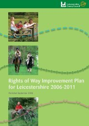 from here - Leicestershire County Council