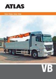 Krane / Cranes / Grues / Grúas - Tecklenborg GmbH & Co. KG