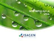 Presentación corporativa - Isagen