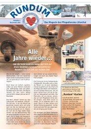 RUNDUM - Pflegedienst Lilienthal GmbH