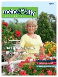 Mieterzeitung 3/2011 - meineSZitty