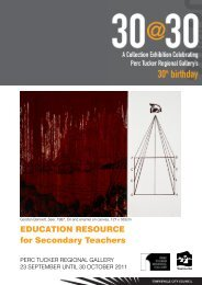 EDUCATION RESOURCE for Secondary Teachers - Townsville City ...