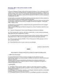Resolução - RDC nº 259, de 20 de setembro de 2002 A ... - Abic