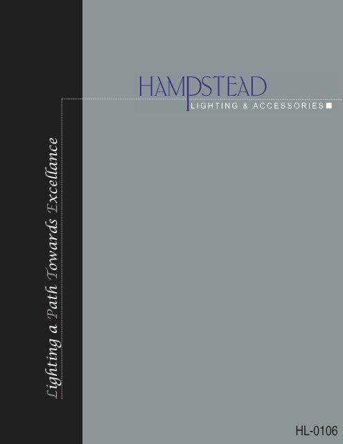 This Catalog Hampstead Lighting
