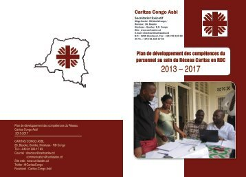 Caritas Congo Asbl - caritasdev.cd