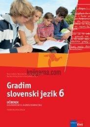 Gradim slovenski jezik 6