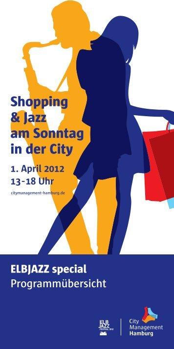 am Sonntag in der City - City Management Hamburg