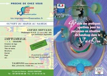 Multisports - Les services de l'État dans le Val-d'Oise