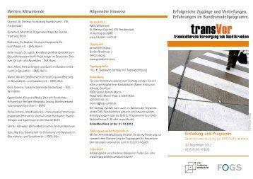 Migration und Sucht – am 20. November 2012 in Leipzig